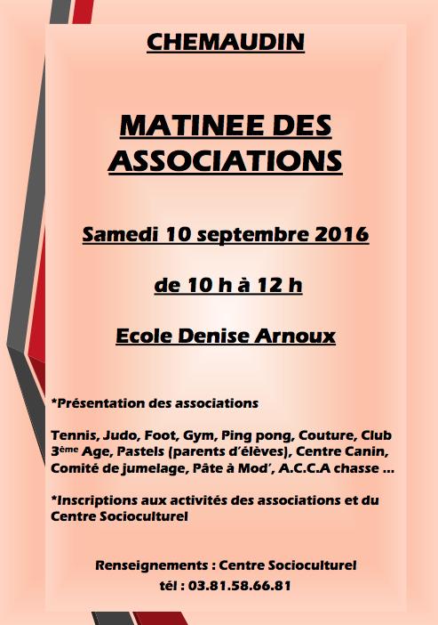 matinee-association