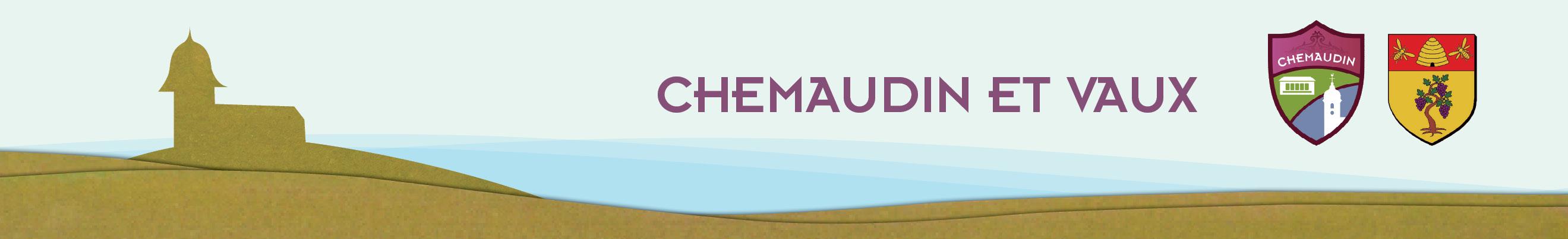 Commune de Chemaudin et Vaux