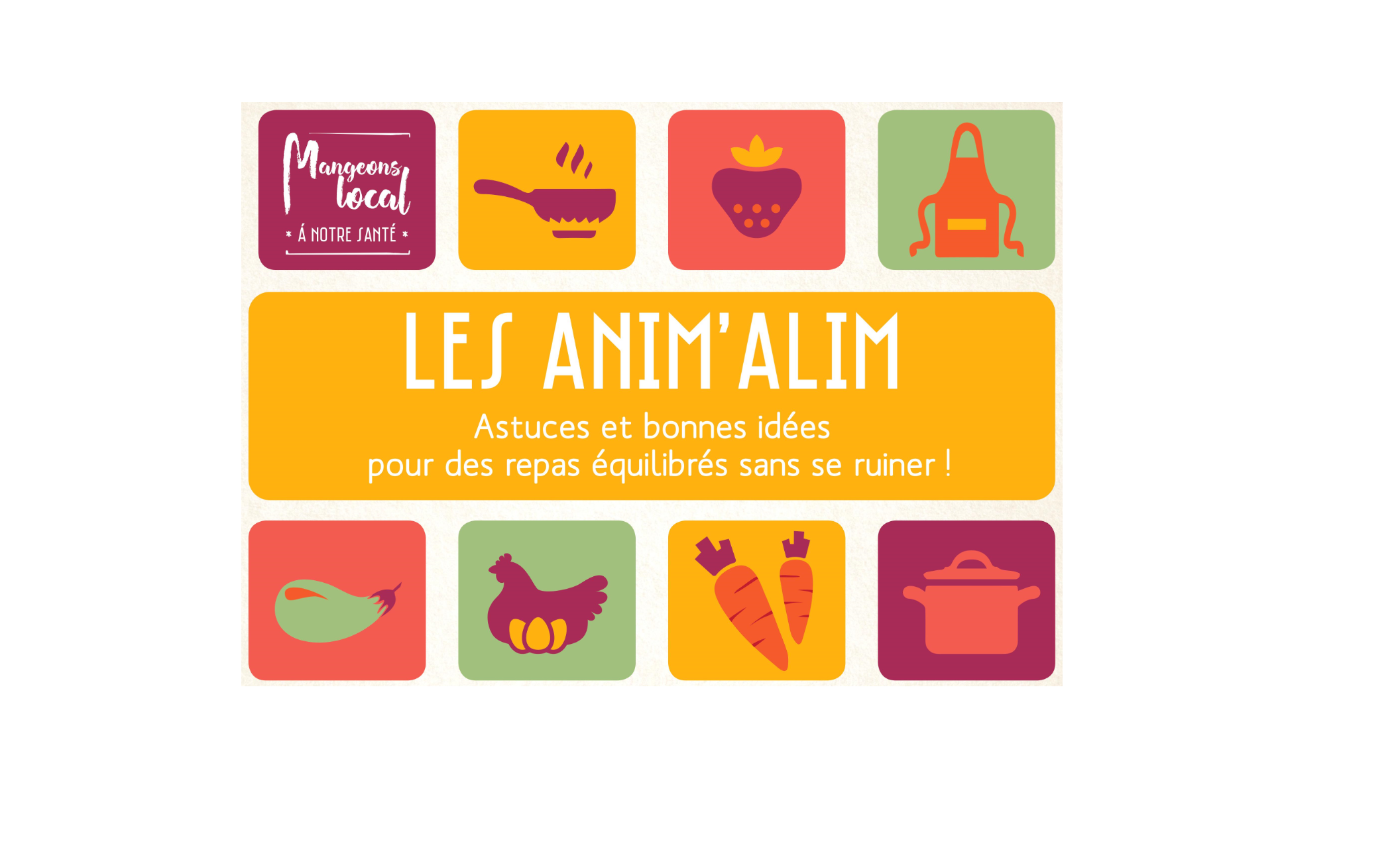 Animation alimentation