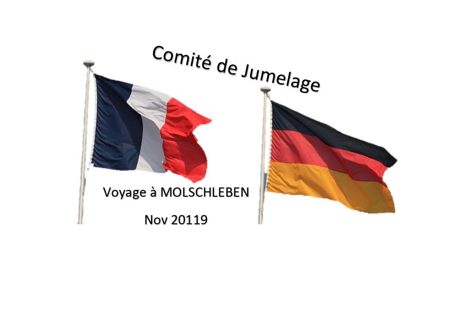Comité Jumelage : Voyage Molschleben